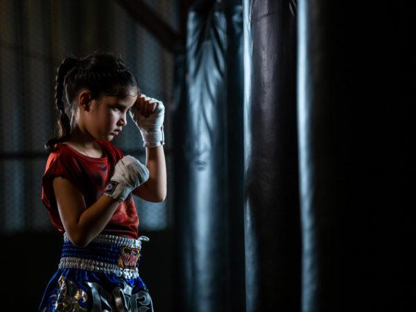 boxe cugy pour enfant