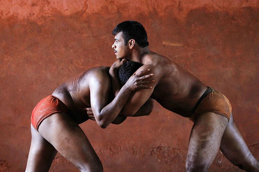 arts martiaux originaires de l'Inde: Kushti